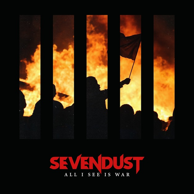 All I See Is War by Sevendust