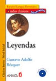 Leyendas: Clasicos Adaptados by Gustavo Adolfo Becquer image