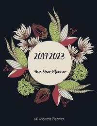 2019-2023 Five Year Planner 60 Months Planner by Paper Kate Publishing