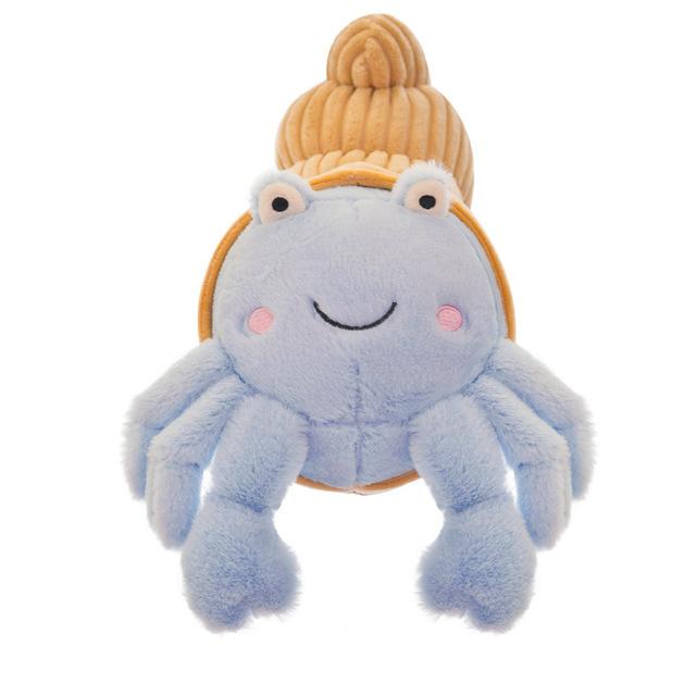 Crab Plush - Blue (70cm)
