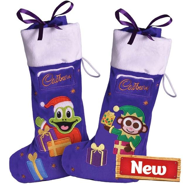 Cadbury: Selection Plush Stocking (192g)