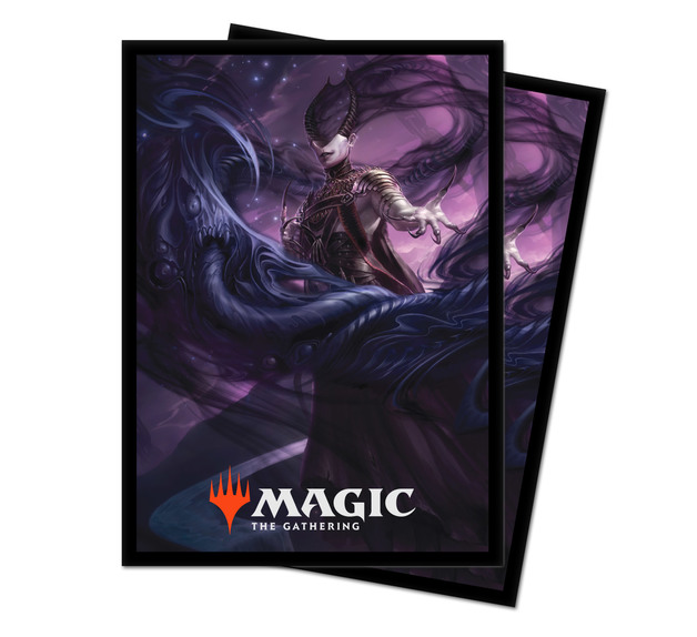 Ultra Pro: Magic The Gathering Deck Protector: Theros Beyond Death Ashiok, Nightmare Muse