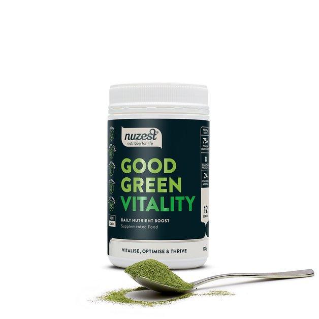 Nuzest: Good Green Vitality (120g)