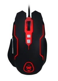 Gorilla Gaming Predator Gaming Combo (Red) for PC