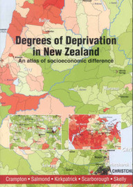 Degrees of Deprivation in New Zealand: An Atlas of Socioeconomic Difference by Peter Crampton image