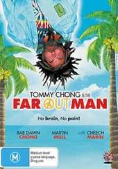 Far Out Man on DVD