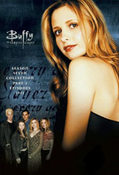 Buffy The Vampire Slayer Season 7 Vol 1 on DVD