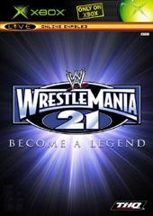 WWE Wrestlemania XXI for Xbox