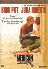 The Mexican on DVD