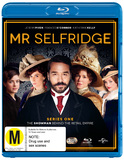 Mr Selfridge - The Complete First Season on Blu-ray