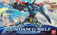 HG 1/144 Gundam G-Self - Model Kit