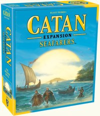 Catan: Seafarers Expansion 5th Edition
