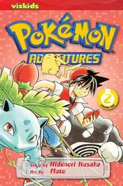 Pokemon Adventures, Volume 2 by Hidenori Kusaka