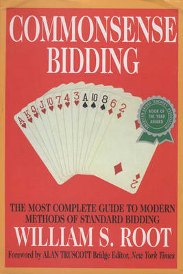 Commonsense Bidding by William S. Root image
