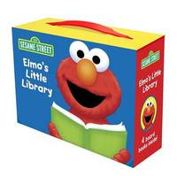 Elmo's Little Library by Sarah Albee