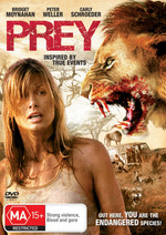 Prey on DVD