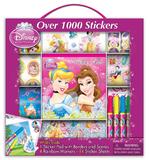 Disney Princess - Sticker Box With Handle