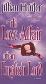 The Love Affair of an English Lord by Jillian Hunter image