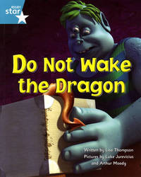 Fantastic Forest Turquoise Level Fiction: Do Not Wake The Dragon by Lisa Thompson image