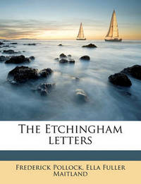The Etchingham Letters by Frederick Pollock, Sir