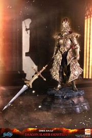 "Dark Souls: Dragon Slayer Ornstein - 26.5"" Statue"