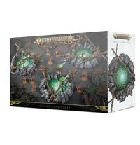 Warhammer Age of Sigmar Skaven Gnawholes