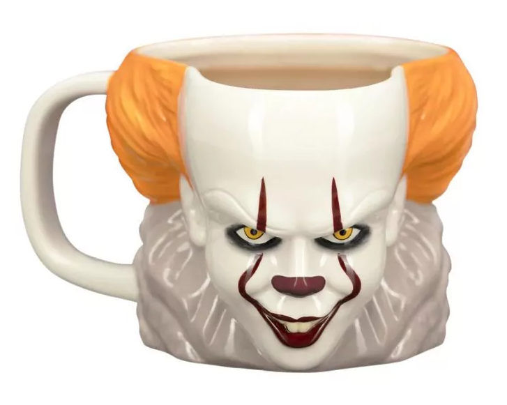 It - Pennywise Shaped Mug image