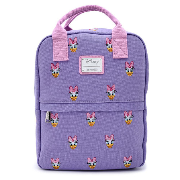 Loungefly: Disney Daisy Duck Face Backpack