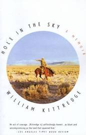 Hole In The Sky by William Kittredge image