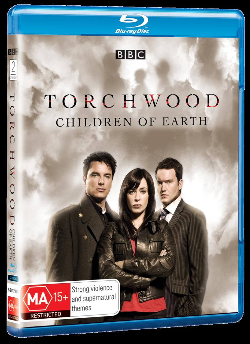Torchwood - Children of Earth (2 Disc Set) on Blu-ray image
