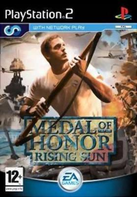 Medal of Honor: Rising Sun for PS2