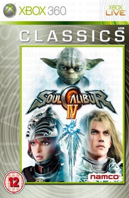 Soul Calibur IV (Classics) for Xbox 360 image