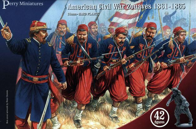 American Civil War: Zouaves (1861-1865)