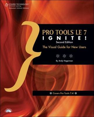 Pro Tools Le 7 Ignite by Andrew Hagerman image