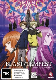 Blast Of Tempest - Complete Series (Subtitled Edition) on DVD