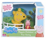Peppa Pig: Outdoor Fun - Swing Playset