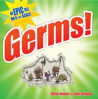 Germs! by Martin Howard