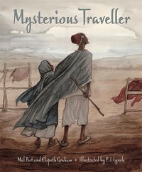 Mysterious Traveller by Mal Peet