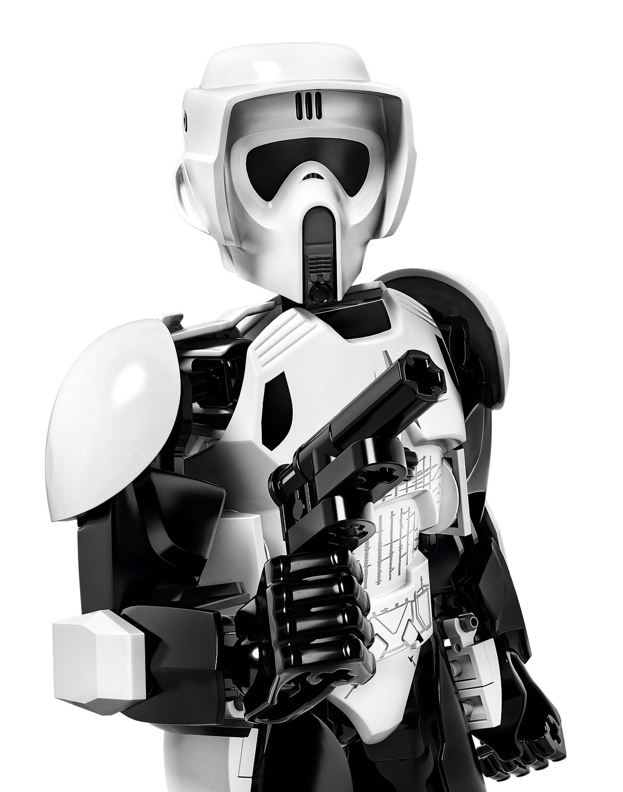 LEGO Star Wars: Scout Trooper & Speeder Bike (75532) image