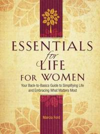 Essentials for Life for Women by Marcia Ford image