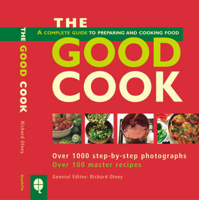 The Good Cook by Richard Olney image
