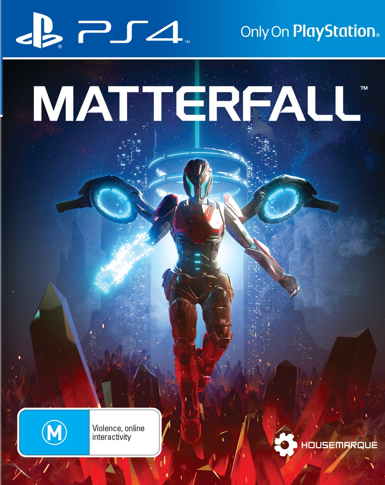 Matterfall for PS4 image