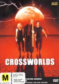 Crossworlds on DVD image