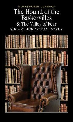 The Hound of the Baskervilles & The Valley of Fear by Arthur Conan Doyle image