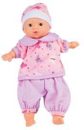 Toysmith: Mini Baby Doll - (Assorted Designs)
