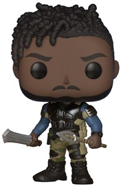 Black Panther - Erik Killmonger Pop! Vinyl Figure (with a chance for a Chase version!) image