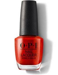 OPI Nail Lacquer # NL V30 Gimme A Lido Kiss (15ml) image