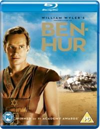 Benhur 1959 on Blu-ray