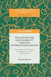 Education for Sustainability through Internationalisation by N. Handa
