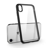 Spigen: Ultra Hybrid Case for iPhone XR - Clear/Black image